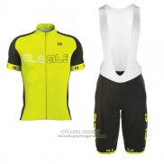 2017 Jersey ALE Excel Light Yellow