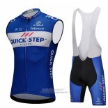 2018 Wind Vest Quick Step Floors Blue