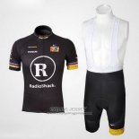 2010 Jersey Radioshack Black And Yellow