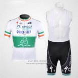 2012 Jersey Omega Pharma Quick Step Champion Irlandese