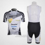 2012 Jersey Santini Black And Gray
