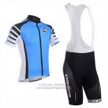 2013 Jersey Assos Sky Blue And Black