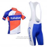 2013 Jersey Rabobank Blue And White