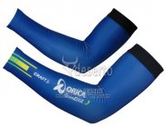 2014 Greenedge Arm Warmer Blue