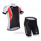 2014 Jersey Santini Black And White