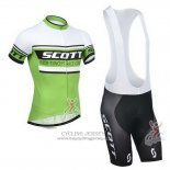 2014 Jersey Scott White And Green