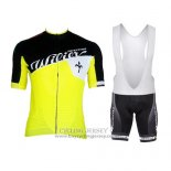 2015 Jersey Wieiev Black And Yellow
