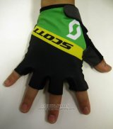 2015 Scott Gloves Corti Black And Green