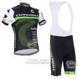 2016 Jersey Canonodale Green And Black