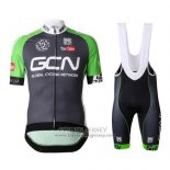2016 Jersey GCN Gray And Green
