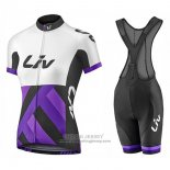 2017 Jersey Women Liv Race Day White And Purple