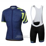 2018 Jersey Sportful Prism Dark Blue