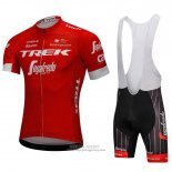 2018 Jersey Trek Segafredo Red