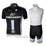 2010 Jersey Merida Black And Green