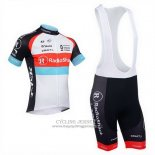 2013 Jersey Radioshack White And Black