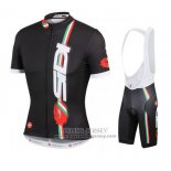 2014 Jersey Castelli SIDI Red And Black