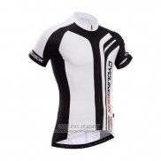 2014 Jersey Fox CyclingBox Bright Black And White