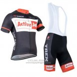 2014 Jersey Trek Black And Orange