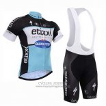 2015 Jersey Etixx Quick Step Black And White