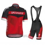 2016 Jersey Specialized Black And Red