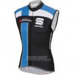 2016 Wind Vest Sportful Black And Blue