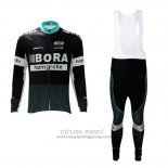 2017 Jersey Bora Long Sleeve Black