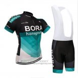 2018 Jersey Bora Black and Teal