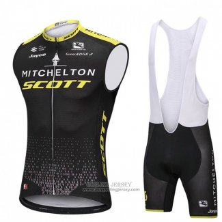 2018 Wind Vest Scott Black