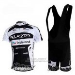 2010 Jersey Kuota Black And White