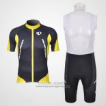2011 Jersey Pearl Izumi Black And Yellow