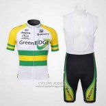 2012 Jersey GreenEDGE Champion Austria