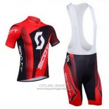 2013 Jersey Scott Black And Red