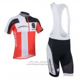 2013 Jersey Sportful White And Red