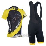 2014 Jersey Monton Yellow And Black