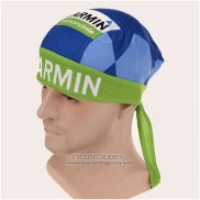 2015 Garmin Scarf Green