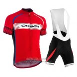 2015 Jersey Orbea Red