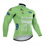 2015 Jersey Tour de France Long Sleeve Vede Militare