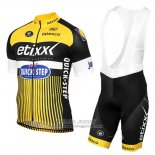 2016 Jersey Etixx Quick Step Yellow And Black