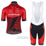 2017 Jersey Focus XC Red