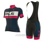 2017 Jersey Women ALE Graphics Prr Bermuda Pink And Dark Blue