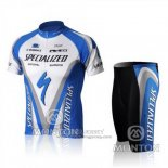 2010 Jersey Specialized Blue And Black