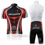 2010 Jersey Specialized Red And Black