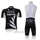 2011 Jersey HTC Highroad Black And White