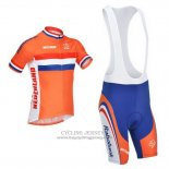 2013 Jersey Netherlands White And Orange
