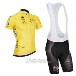 2014 Jersey Tour de France Yellow