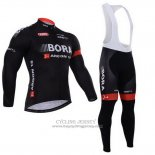2015 Jersey Bora Long Sleeve Black