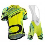 2015 Jersey Orbea Black And Yellow