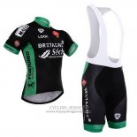 2015 Jersey Seche Black And Green