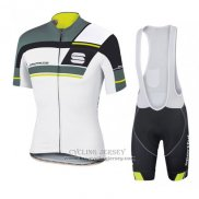 2016 Jersey Sportful White And Gray