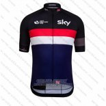 2016 Jersey UCI Mondo Champion Lider Sky Black And Blue
